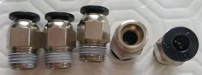Connecteur bowden m10