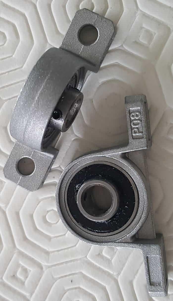 Palier bas tige8mm 01